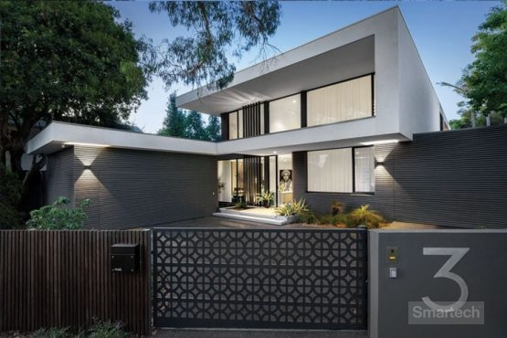 smartech-door-systems-projects-private-home